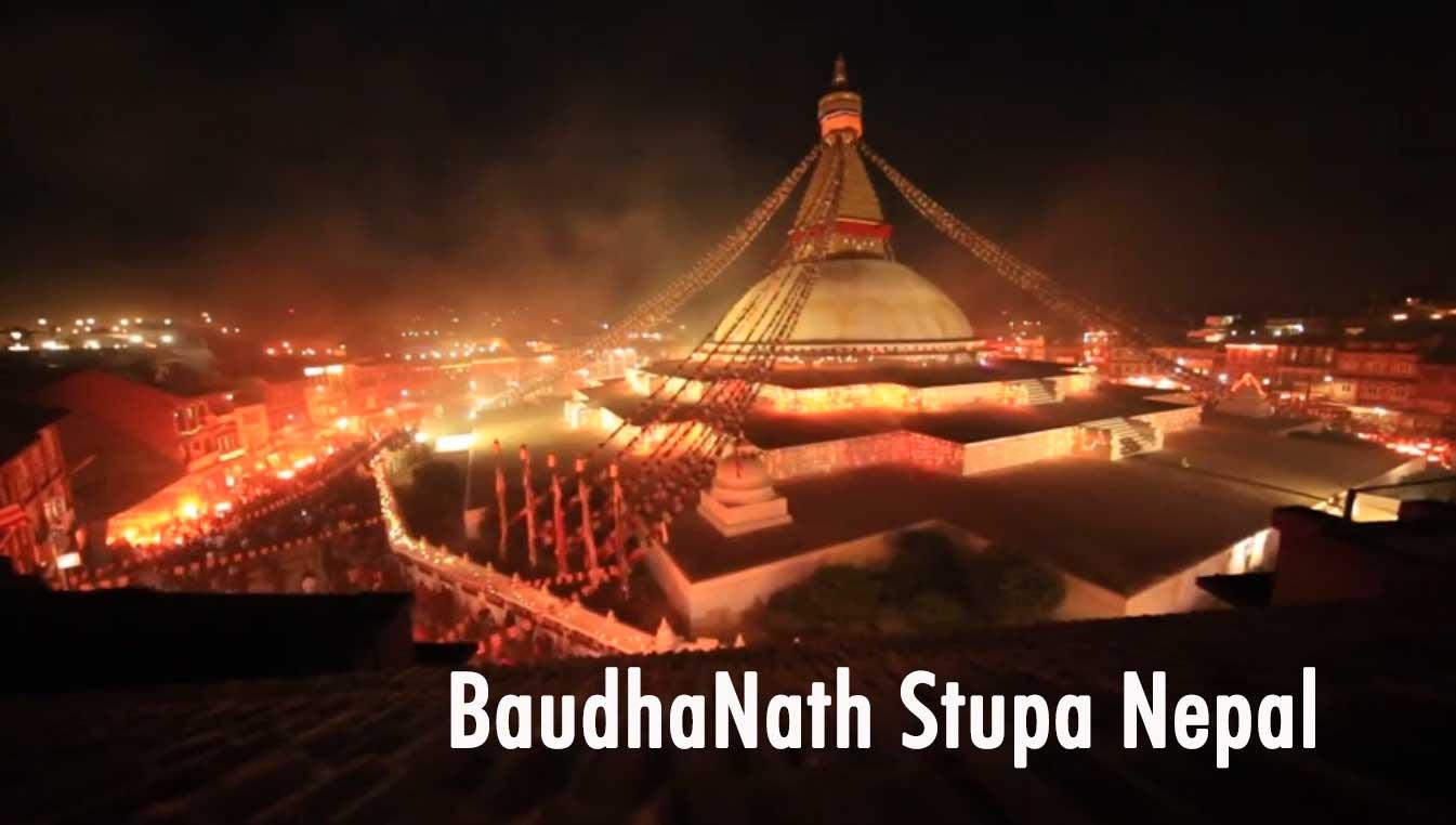 Baudhanath Nepal